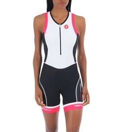 Castelli Women's Free Donna Tri Distance Suit---Need a onesie to replace my old two piece tri suit.