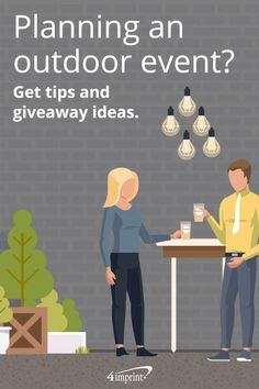 Helpful Tips And Outdoor Giveaways Make Planning Outside Events A Breeze
