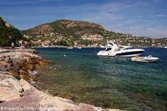 Théoule-sur-Mer, station balnéaire de la baie de Cannes