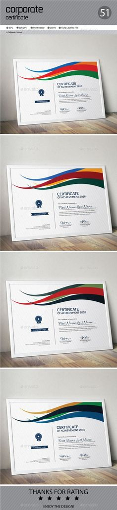 Creative Certificate 2 Certificate design and Creative - Creative Certificate Designs