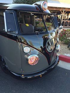 cyclops vw bus  ♠ re-pinned by http://www.wfpblogs.com/category/toms-blog/