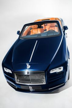 Rolls-Royce Dawn.....click on for additional photo's