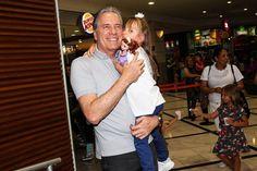 Roberto e Rafa Justus (Foto: Manuela Scarpa/Foto Rio News)