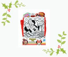 #christmas #gifting #simbatoys #musical #gifts #colorful #diy #minniemouse #paint #color #colormemine