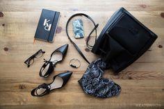 Classic Style Bucket Bag | Keatonrow.com