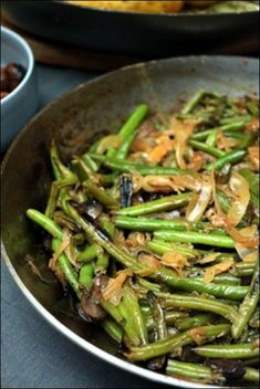 Plats Healthy, Meal Planner, Asparagus, Green Beans, Lunch, Healthy Recipes, Vegetables, Cooking, Homestead