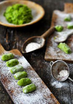 Always HUNGRY — Wild Garlic Gnocchi with Tomato Ragout | Fraulein...