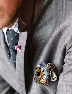 Luciano Barbera teaser photo. Very interested in this pocket square; hopefully it makes it into the collection.