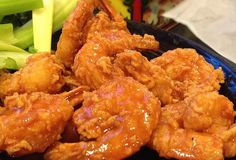 Hooters Buffalo Shrimp! Dear GOD in Heaven thank you for this!!!!!