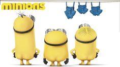 Los Minions En Juguetes - Kinder Sorpresa de los Minions ...