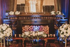 Our bride & groom's intimate sweetheart table topped with florals and candlelight. || Coordinator: @tdahlgrenevents | Venue: @ebelloflb | Catering: @treslacatering | Photography: @brocoffphotography | Florals: @robinsonsflowers | Videography: @matrimonyfilms | DJ: @voxdjs | Photo Booth: @primsphotobooth | Cake: @la_cake1 | Hair & Makeup: @megoharebeauty