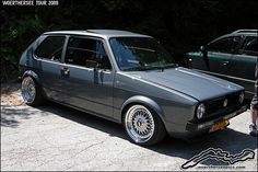 Big Ron's Mk1 Golf VR6 at the Wörthersee Tour 2009 | Flickr - Photo Sharing! - LGMSports.com