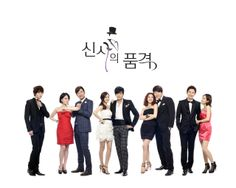 I'm really liking this show so far.  A Gentleman's Dignity. #KDrama