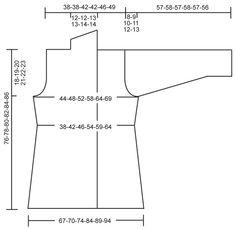 Morning Glory / DROPS 158-1 - Kostenlose Strickanleitungen von DROPS Design