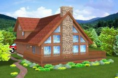Plan #126-149 - Houseplans.com