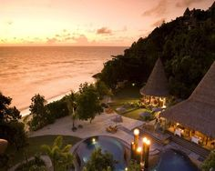 Maia, a luxury hotel resort in the Seychelles « Adelto Adelto