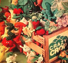 anthropomorhpic food | Hooray for anthropomorphic food.