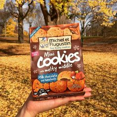 NEVER before nibbled GLOBAL Innovation: our mini cookies with MELTY middle. WHO tried?  Innovation MONDiALE : nos mini cookies cœur fondant. QUI a essayé ? #gourmet #cookie #patisserie #instafood #instagood #centralpark #madeinfrance #gourmandise