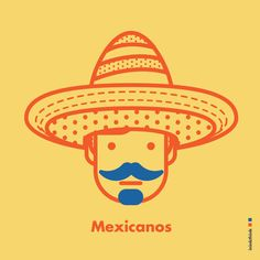 #character #mexicanos #ininkthink