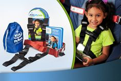 Kids Fly Safe CARES Airplane Safety Harness! - http://www.nighthelper.com/kids-fly-safe-cares-airplane-safety-harness/