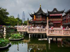 : Yu Garden, China