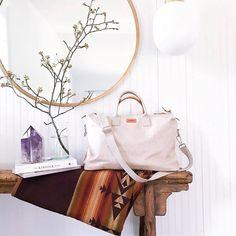 Ready to go outside? Roma bag is waiting! / Gotowi do poniedziałkowego wyjścia? Torba Roma już czeka. 📷 @uashmama.usa ❤️ ______________…