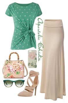 Blooming Bamboo by apostolicchickie on Polyvore