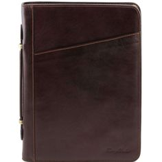 Tuscany Leather Class 'Claudio' Exclusive Leather Portfolio Document Case With Handle Tuscany, Zip Around Wallet, Leather, Products, Italia, Purse, Italian Leather, Beautiful Bags, Baggers