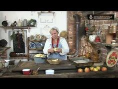 Szarlotka - YouTube Table Settings, Sweet, Youtube, Painting, Polish Cuisine, Backen, Table Top Decorations, Painting Art, Place Settings