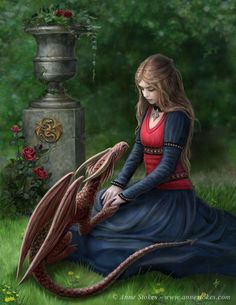 They are a danger to the humankind. They are heartless, fire breathing beasts that will kill you in the blink of an eye. They have no feelings and do not care who you are, if you are in their way, you are dead.  She did not listen to the words that where said about the dragons.