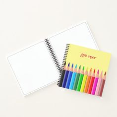 Colored Pencils Drawing Notebook   teachers first day of school, back to school welcome, school bujo #backtoschoolhair #backtoschoolmode #backtoschooltheme, back to school, aesthetic wallpaper, y2k fashion Back To School For Teens, Back To School Teacher, Back To School Activities, School Ideas, Moorim School, Back To School Essentials, Book Drawing, Day Book, Notebook Covers