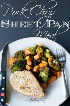 Easy-Pork-Chop-Sheet-Pan-Meal-Recipe