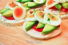 Ontbijt=Super healthy ontbijt met rijstwafel