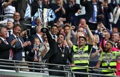 David Wagner revels in making history with Huddersfield