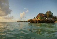 The Rock Restaurant by Karidwan
