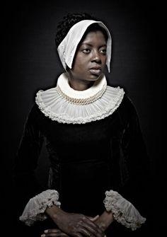 Maxine Helfman PORTRAIT SERIES: HISTORICAL CORRECTION