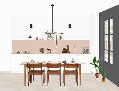 Rénovation cuisine Montmartre - Heju Studio 1