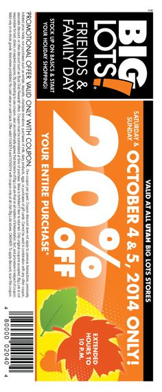 17 best sports authority coupon images on pinterest coupon big lots coupon big lots promo code from the coupons app off everything the at big lots december fandeluxe Images
