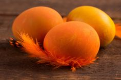 easter eggs by peterzsuzsa on @creativemarket