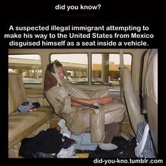 immigration laws are no joke, but this picture is