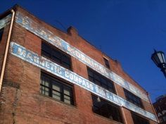Frank Morrison & Son Company Ghost Sign in Cleveland