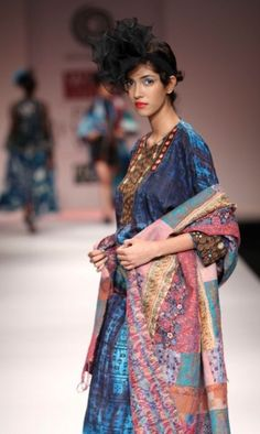 """""""Wills Lifestyle India Fashion Week SS Day 3 by Sonam Dubal Wills Lifestyle, Lifestyle Clothing, African Fashion, Indian Fashion, Natural Fiber Clothing, India Fashion Week, Latest Fashion Trends, Ss, Saree"""