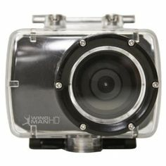 Delkin DDWINGMAN-CASE WingmanHD Waterproof Case by Delkin. $24.59. Be sure your WingmanHD Action Camera remains secure underwater, in the desert, or in any shooting environment while capturing extreme POV footage! The WingmanHD Waterproof Housing remains watertight and fully submergible down to 30 meters and offers easy access to still image & video recording toggle buttons. Universally compatible with 1/4-20 threaded mounts, this casing utilizes a secure snap lock and sturdy pl...