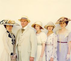 downton family