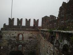 Resti del Castello superiore