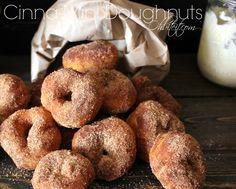 ~Cinna-Mini Doughnuts!
