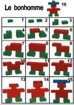 Construction lego and top mod les on pinterest - Lego modeles de construction ...