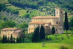Resultado de imagen para abbazia di sant'antimo