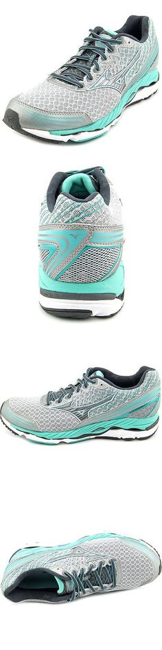 Athletic 95672: Mizuno Wave Paradox 2 Women D Round Toe Synthetic Gray Running Shoe -> BUY IT NOW ONLY: $69.99 on eBay!