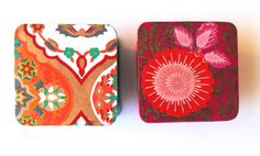Wood Boxes Decorative Wood Boxes by DulcetWhimsy on Etsy